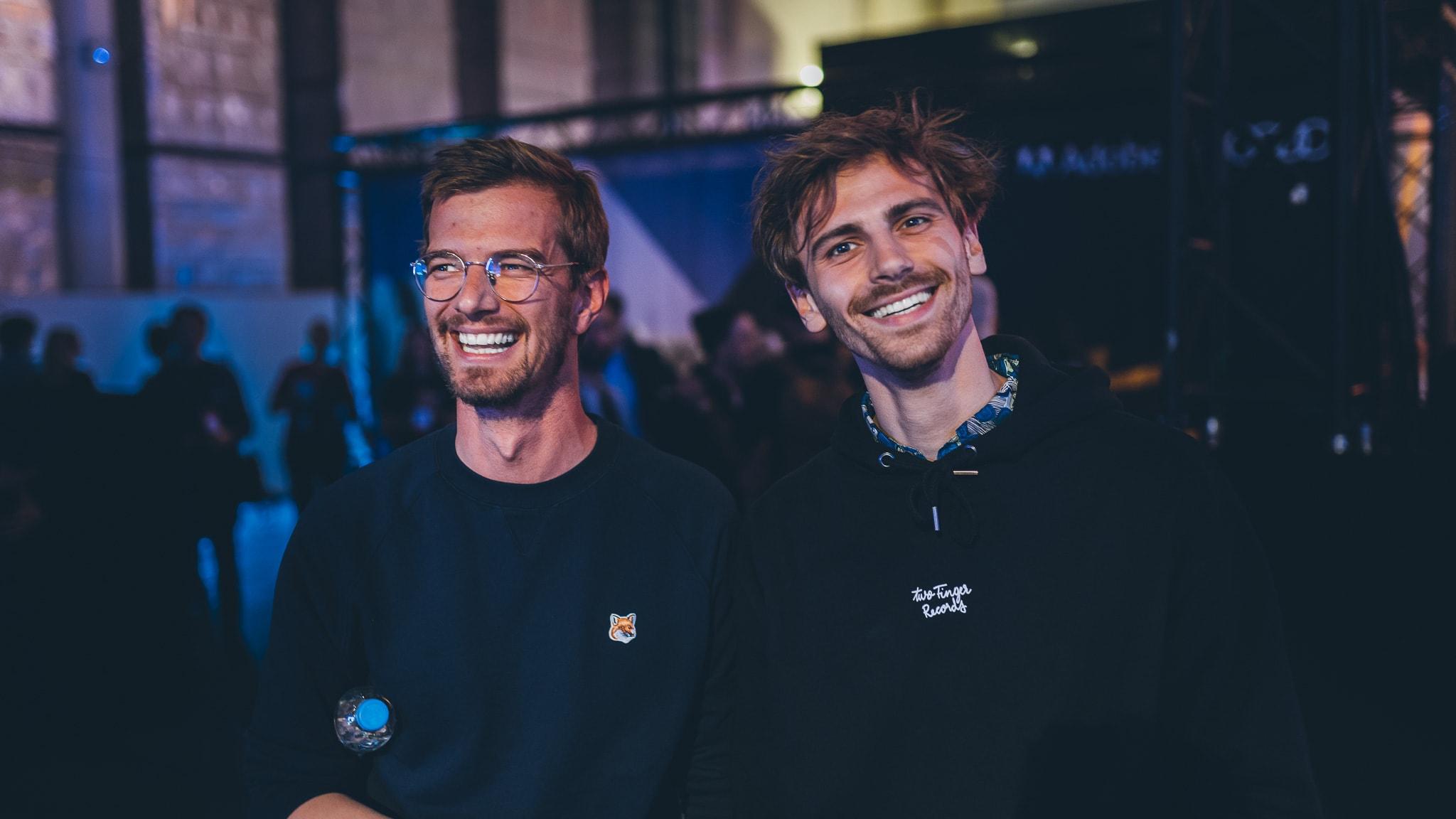 Joko Winterscheid & Fynn Kliemann @ OMR19