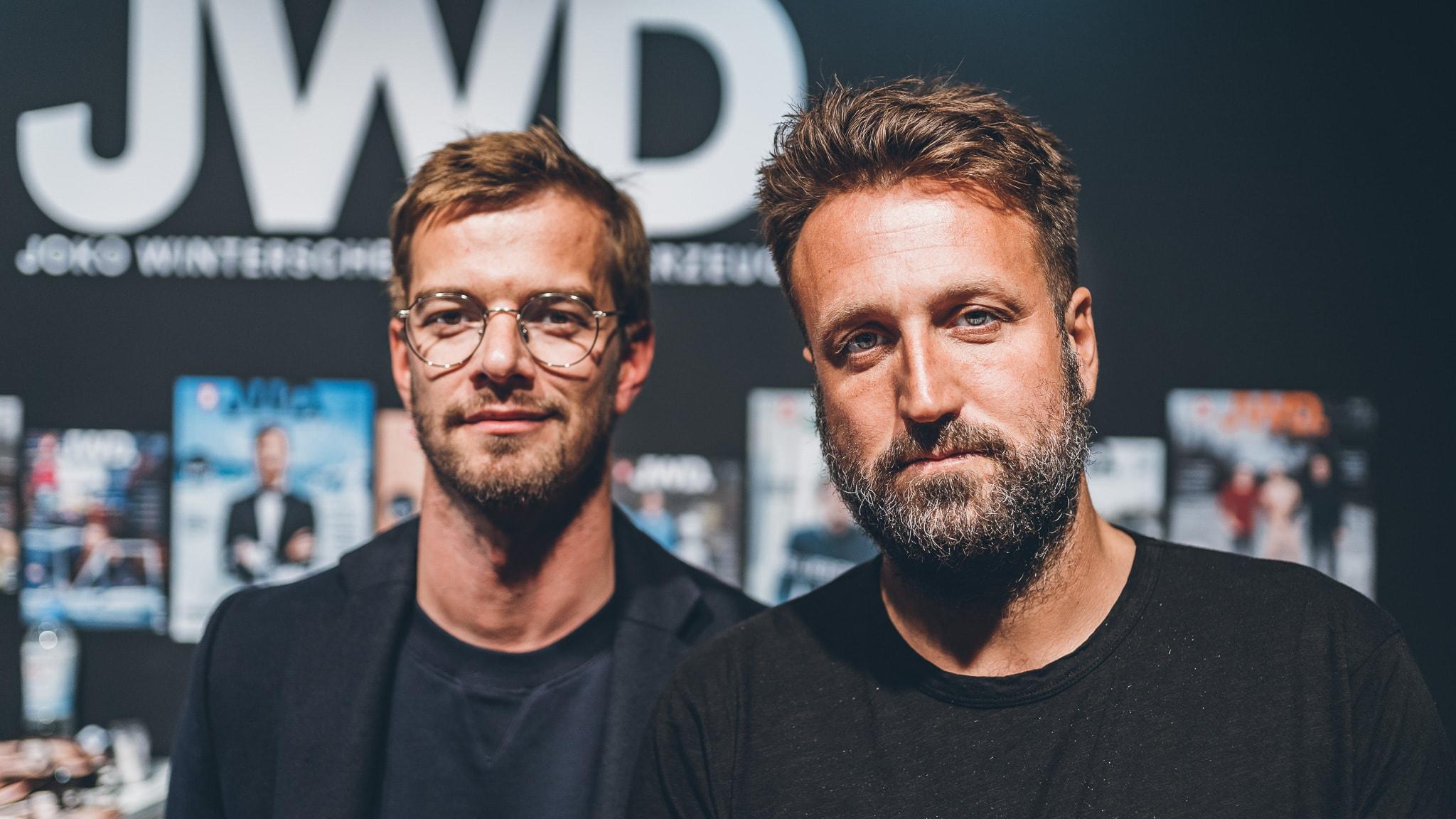 Joko Winterscheid & Paul Ripke @ OMR19