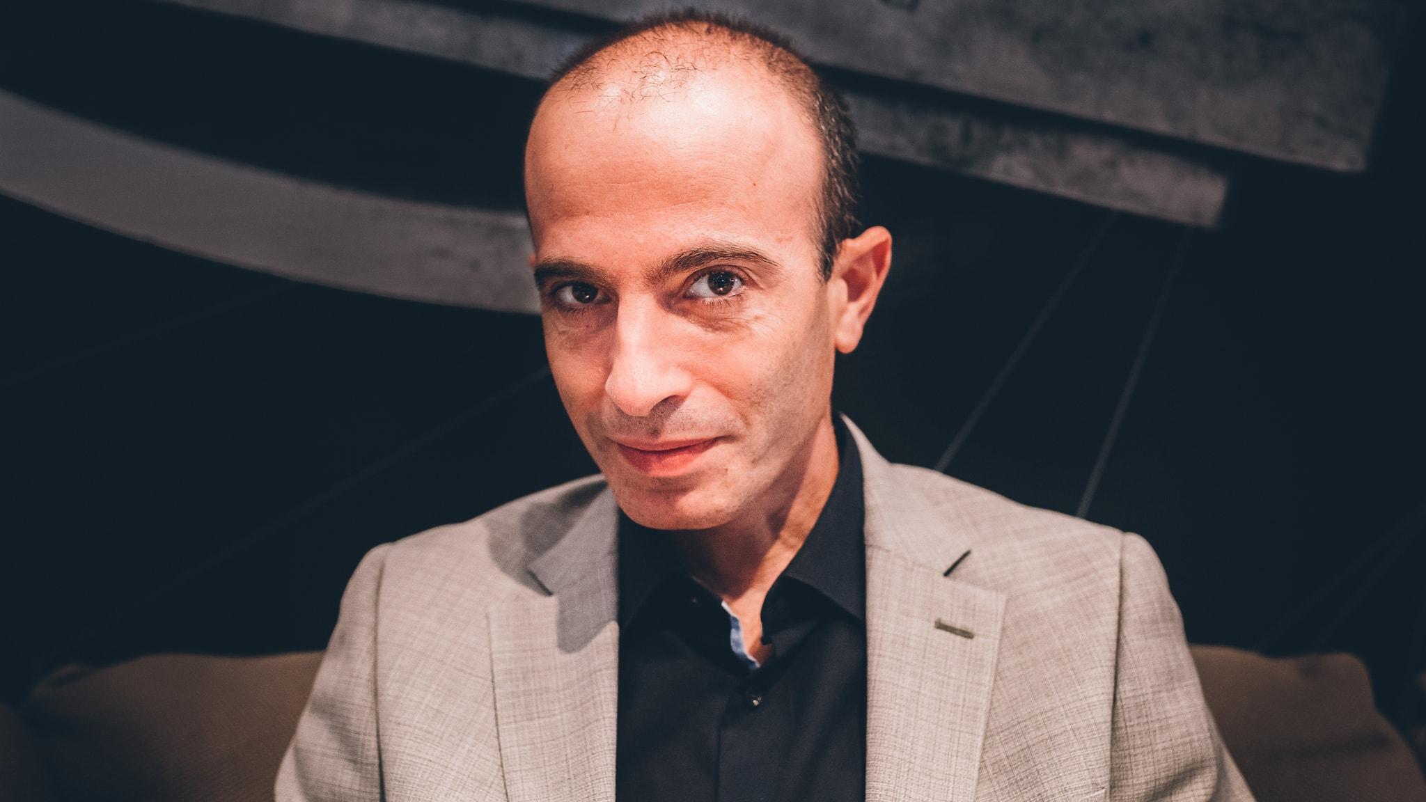 Yuval Noah Harari @ OMR19